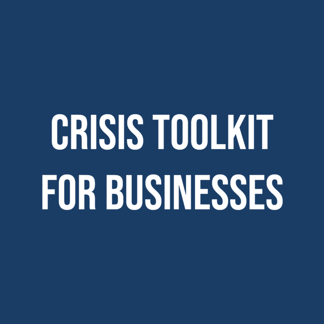 Crisis Toolkit for Businesses